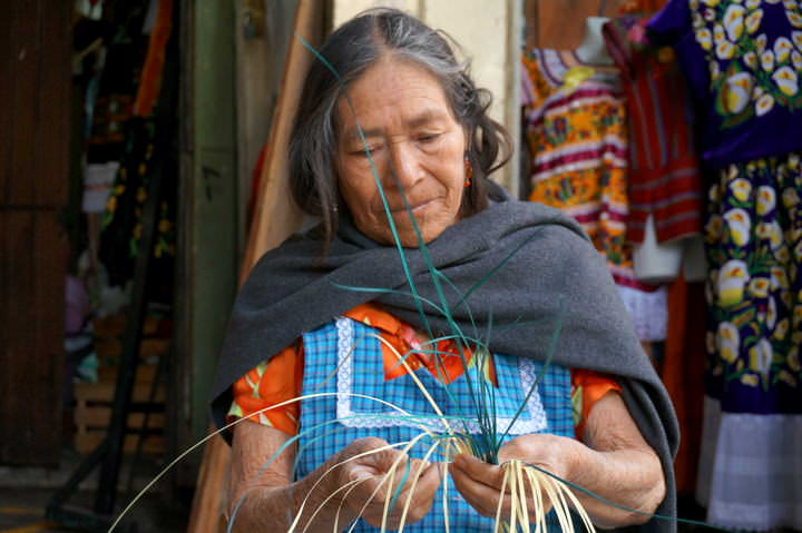 going shopping for authentic clothing is one of the top things to do in mexico