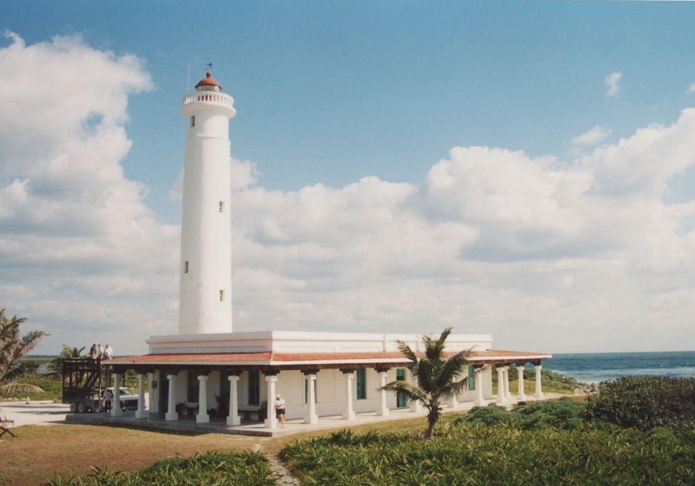 Celarain Lighthouse activities in cozumel