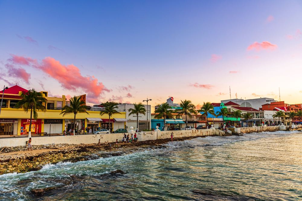 things to do in cozumel visit the town