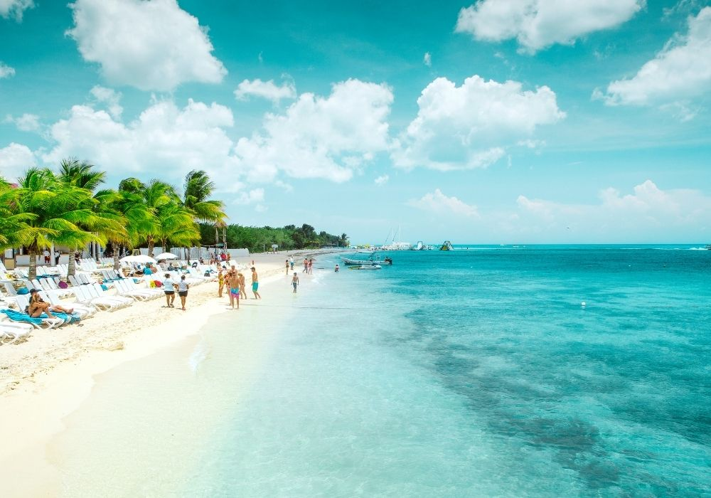 things to do in cozumel mexico beach and water