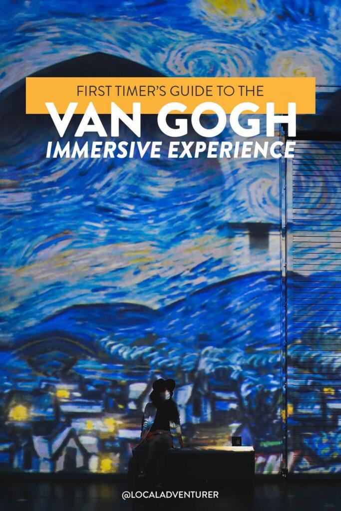 Van Gogh Immersive Experience Las Vegas Area 15