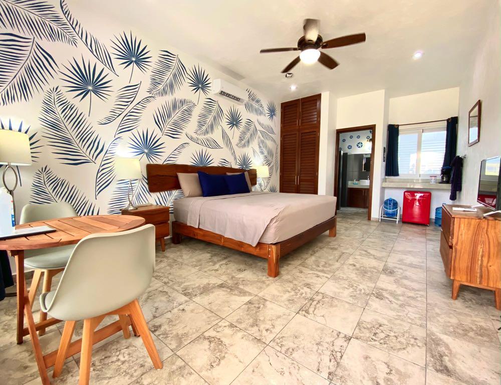 stingray villa where to stay in cozumel centro