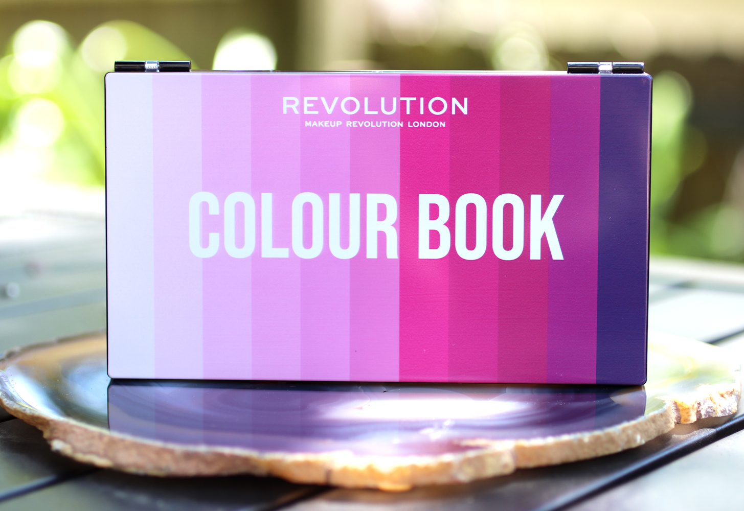 Makeup Revolution Colour Book Eyeshadow Palette CB04 from SkinStore