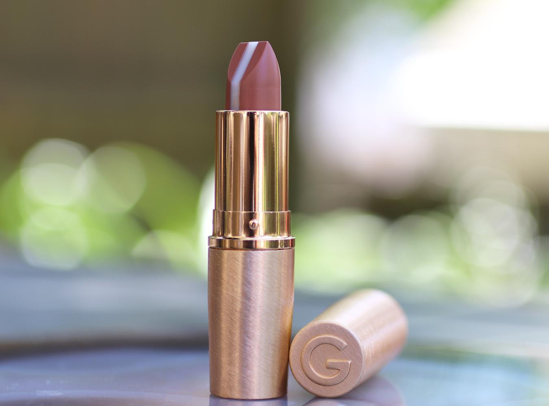 Grande Cosmetics Plumping Lipstick - Dulce de Leche from SkinStore