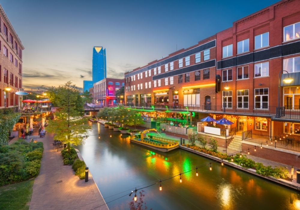 living in oklahoma city digital nonad