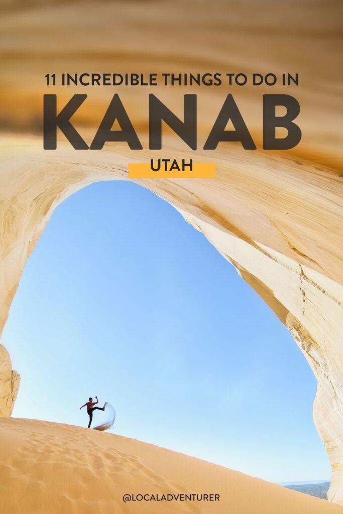 things to do in kanab utah