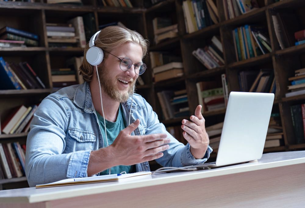 online teaching with a TEFL