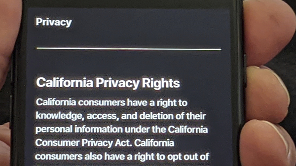 California and Virginia are the only two states that have passed data privacy laws. Now more than 20 proposals in states nationwide are being debated, just as Congress dithers on the issue of data tracking.