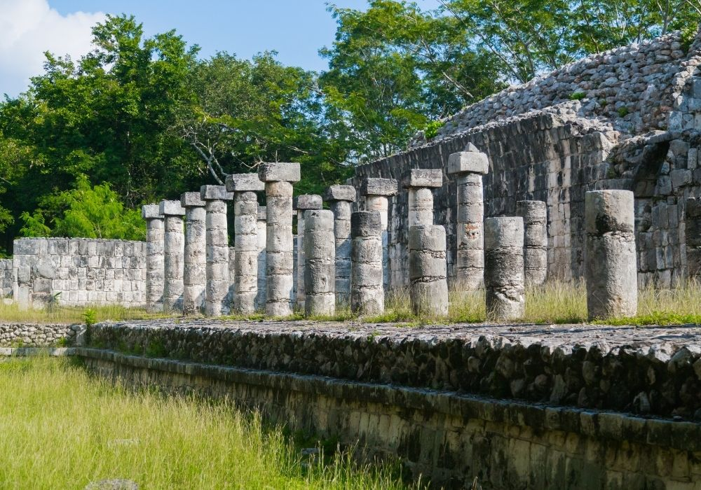 things to do in Chichen Itza ruins
