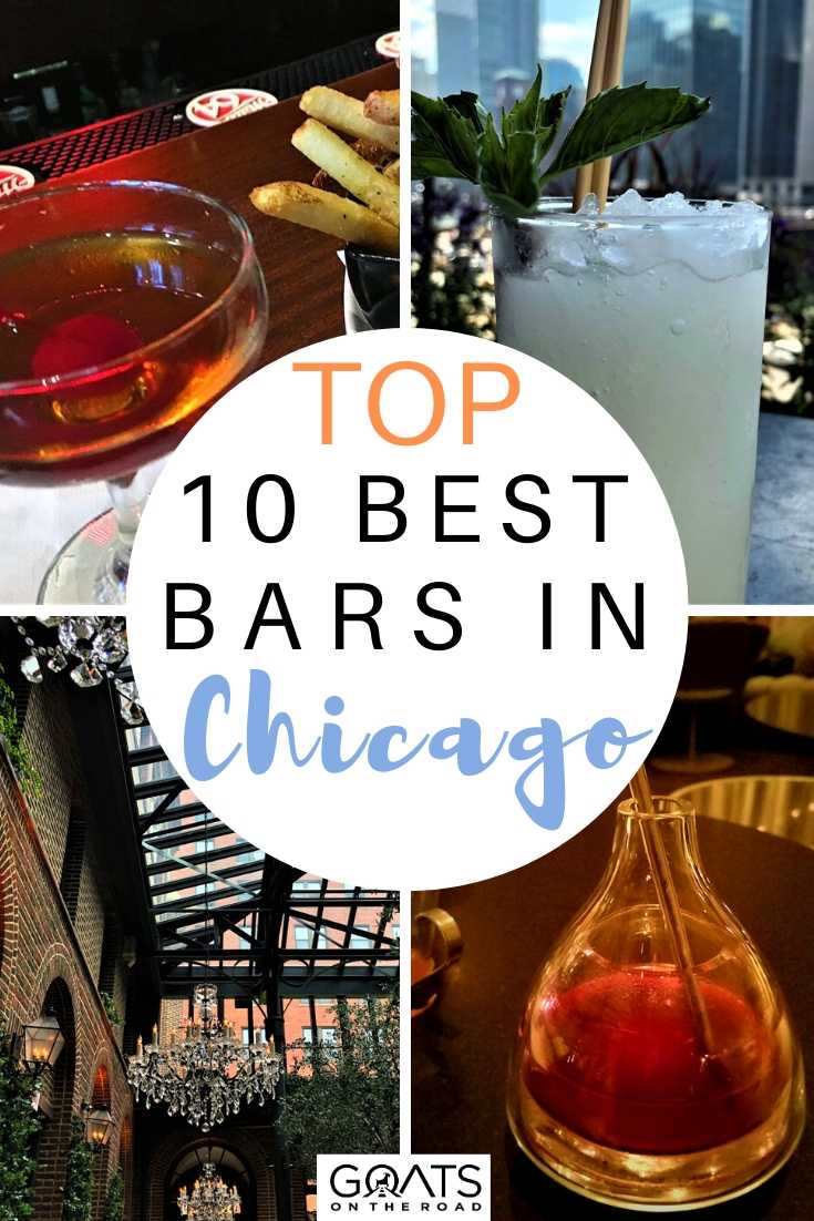 Top 10 Best Bars in Chicago