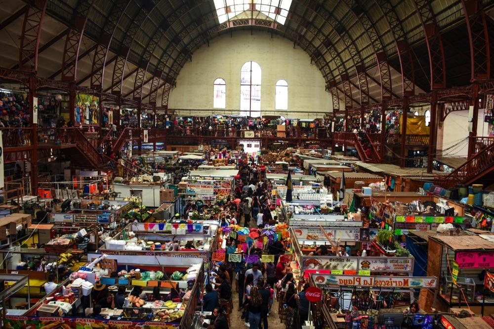 hidalgo market guanajuato