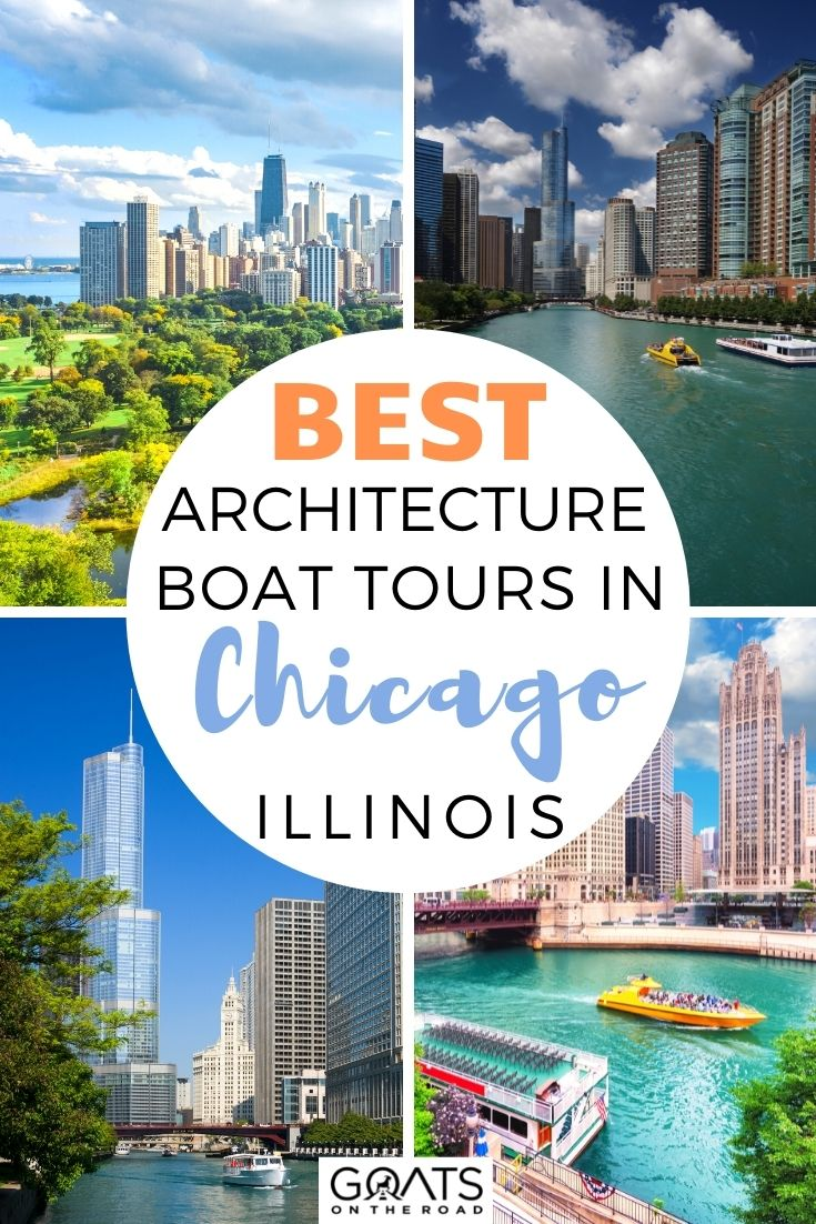 The Best Architecture Boat Tours in Chicago, Illinois