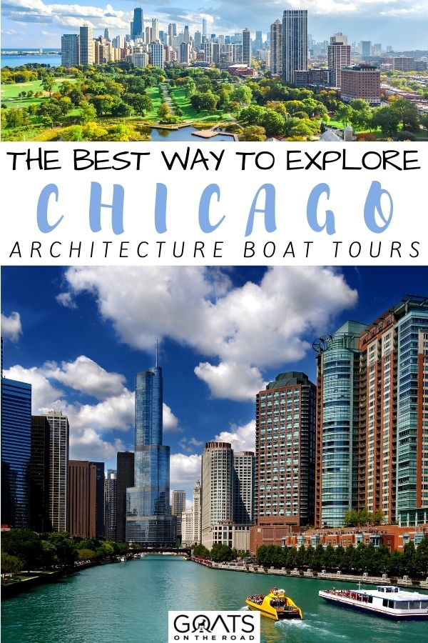 """""""The Best Way to Explore Chicago: Architecture Boat Tours"""