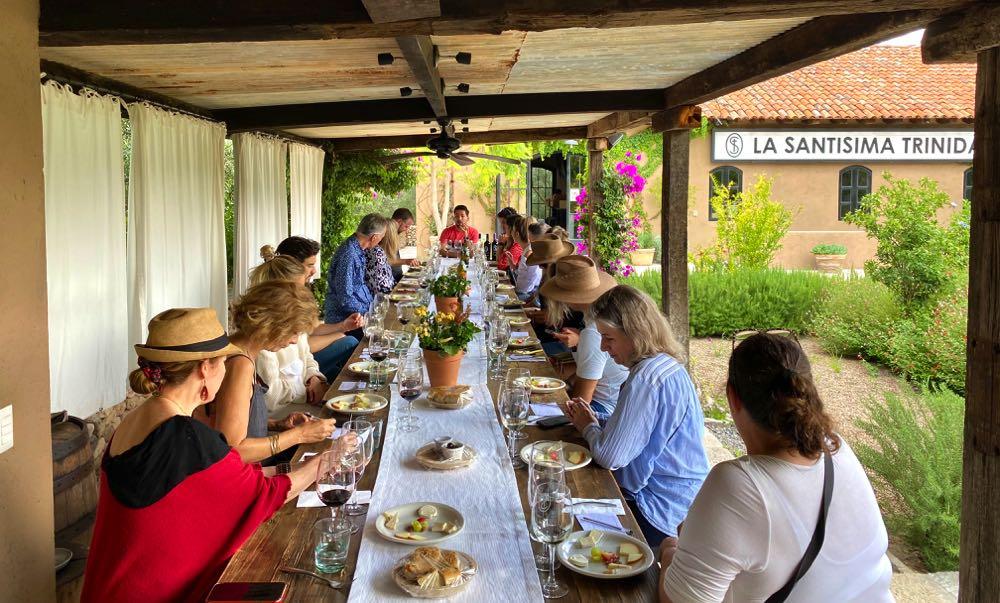 la santisima trinidad winery tour guanajuato