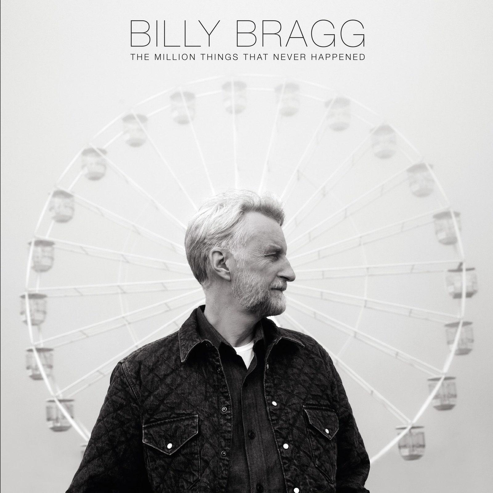 Billy Bragg Announces Album Shares New Song Listen