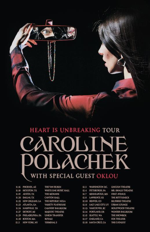 Caroline Polachek: Heart Is Unbreaking Tour