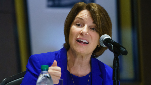 Sen. Amy Klobuchar (D-MN) is co-sponsoring a bill that seeks to hold social media platforms responsible for the proliferation of health misinformation during a public health emergency.