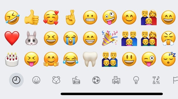 A vast majority of emoji users say the whimsical icons help them express their emotions.