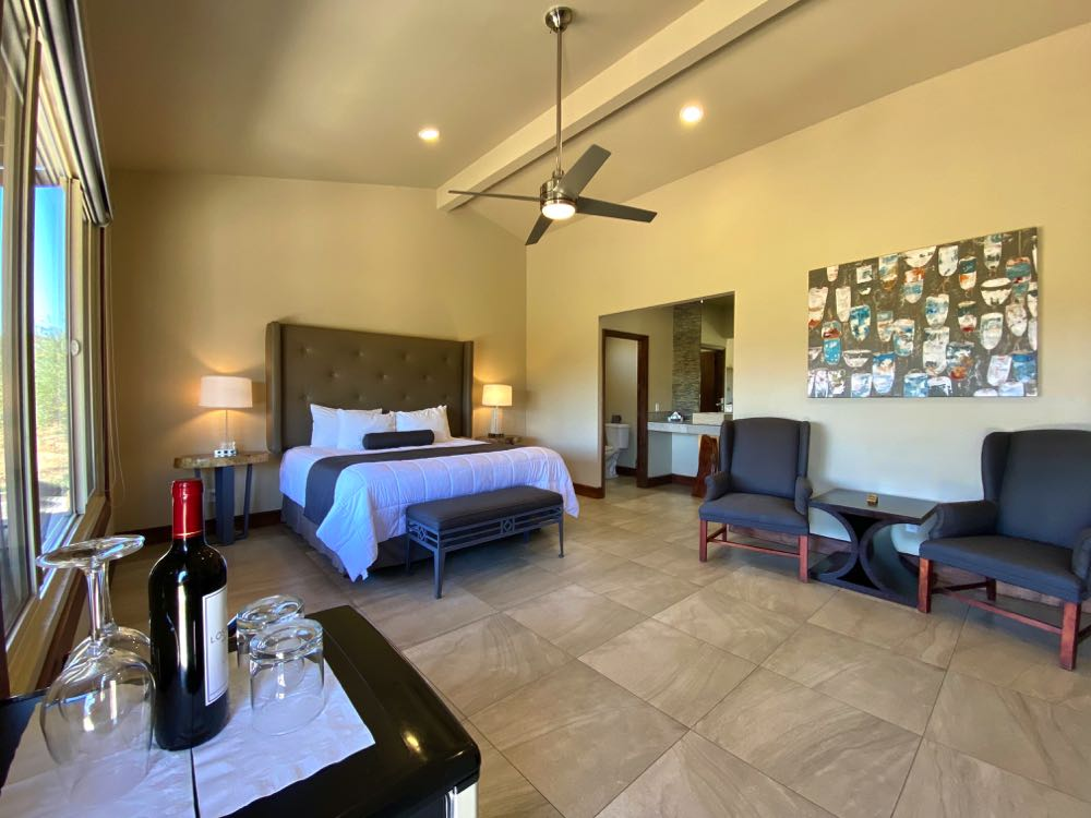 rancho los retonos places to stay in the valley de guadalupe