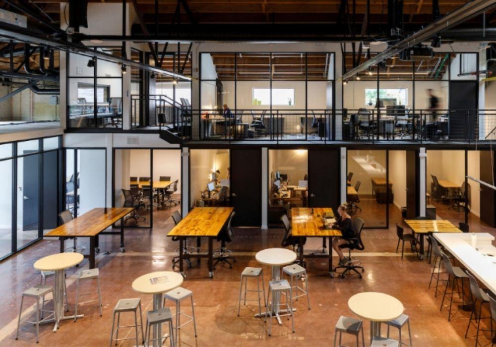 Alchemy Creative Workspace in Denver