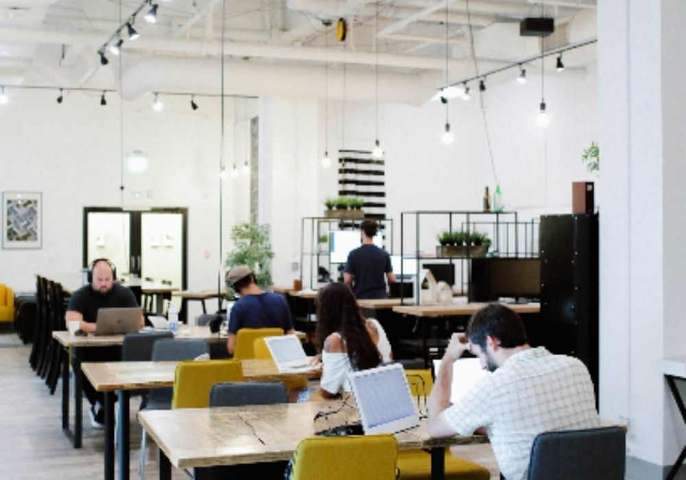 The Hive on 16th coworking space