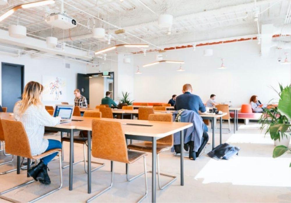 best coworking space in Denver
