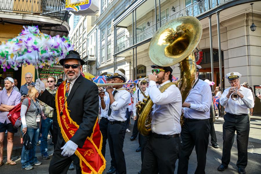 french quarter new orleans music festivals