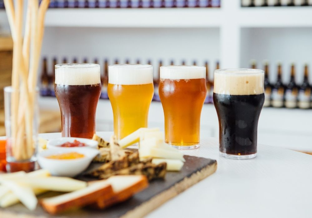 things to do in boston join a craft beer tour