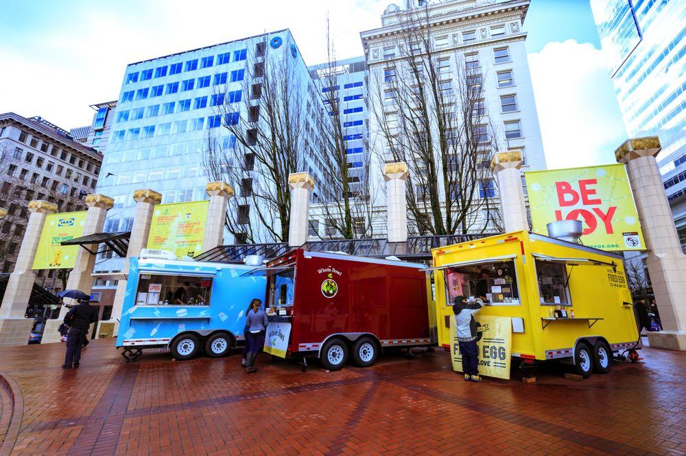 food trucks in portland oregon