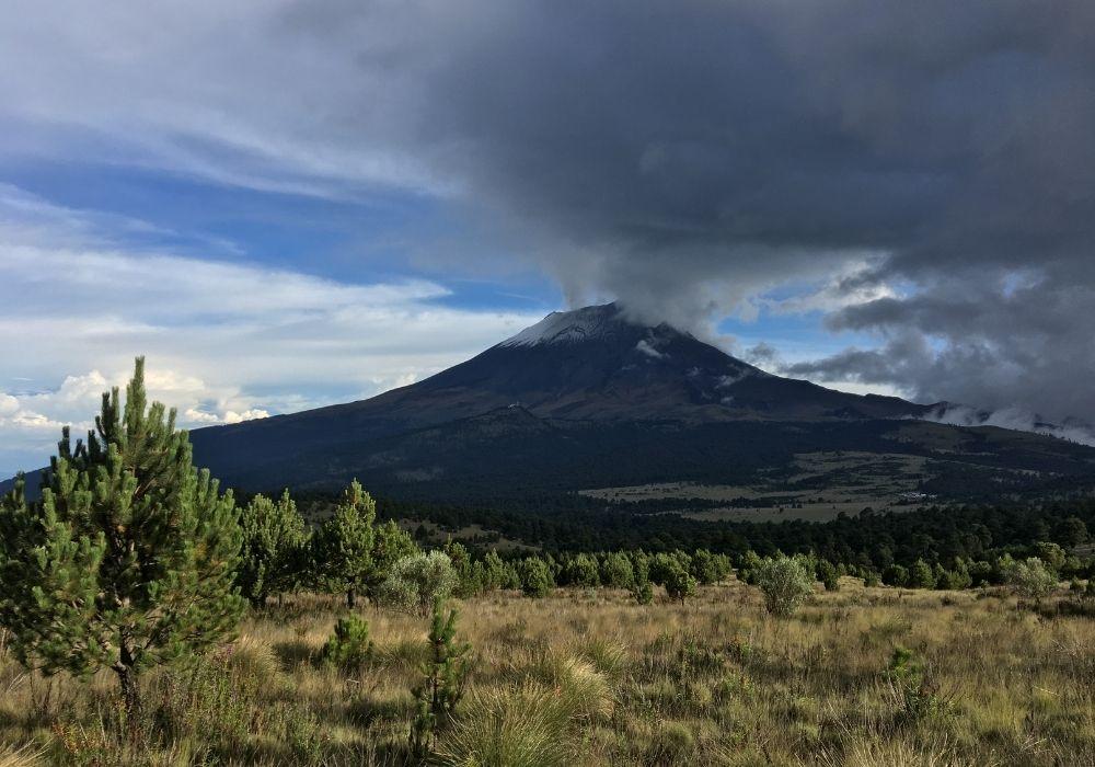Popocatépetl reasons to visit mexico