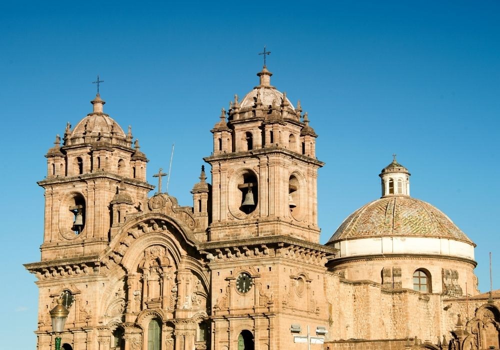 things to see in cusco cathedral