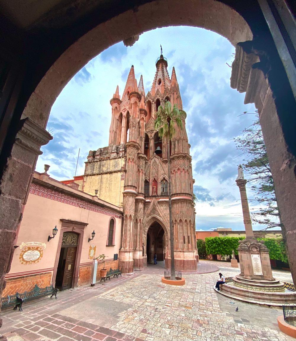 cities for digital nomads in mexico san miguel de allende