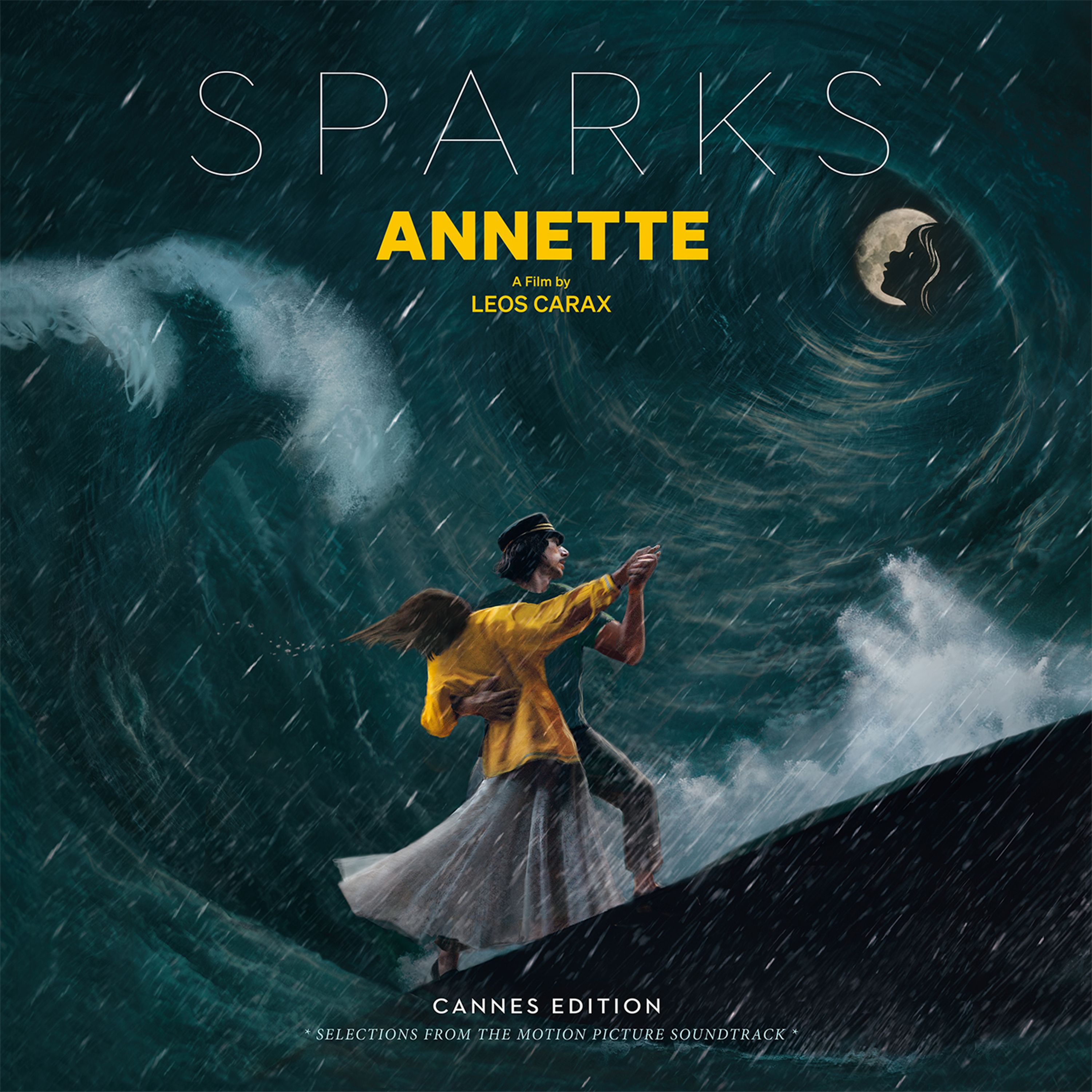 sparks releases annette soundtrack featuring marion cotillard and adam driver