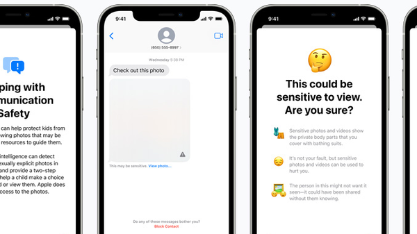 Apple last week unveiled new features aimed at combating child sex abuse. The changes are being celebrated by families of sexual abuse survivors. But privacy advocates are fighting to stop it.