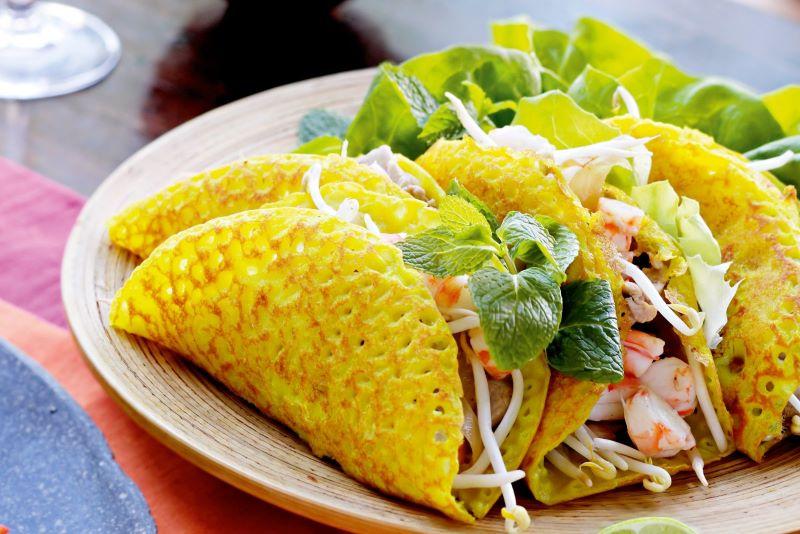 Bánh xèo Phan Thiết thơm ngon