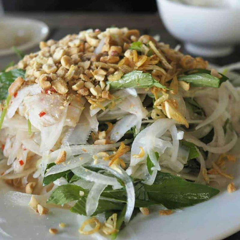 Gỏi cá mai Phan Thiết