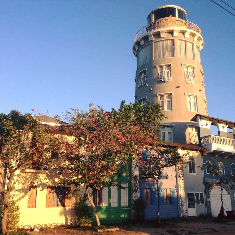 Nhà quê Homestay với view hải đăng cực đỉnh