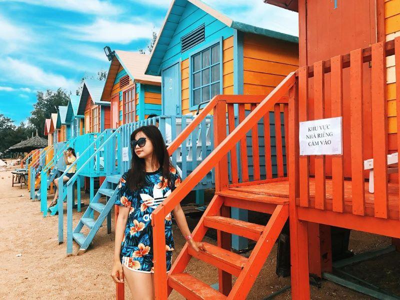 Homestay Coco beach tại Phan Thiết