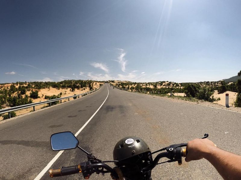 Phượt Phan Thiết bằng xe máy
