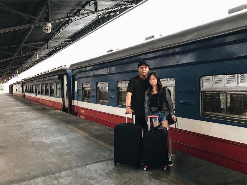Du lịch Phan Thiết bằng tàu hỏa