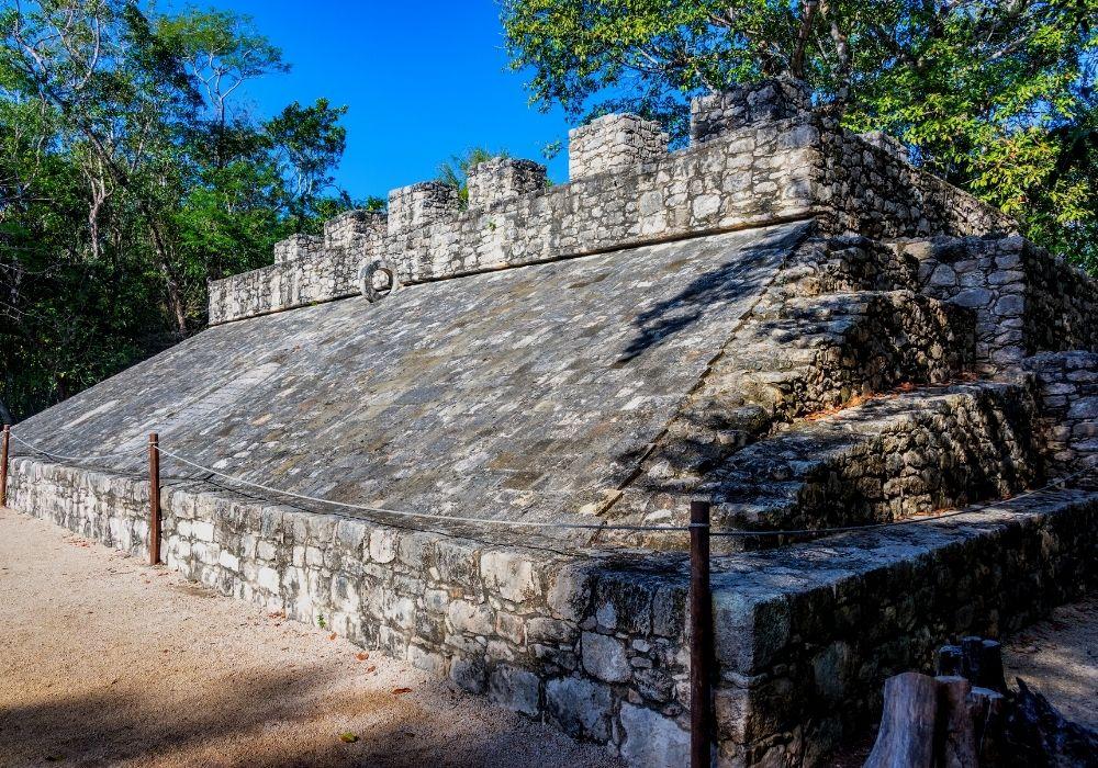 things to do at the Coba ruins
