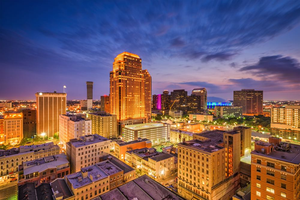 central business district new orleans