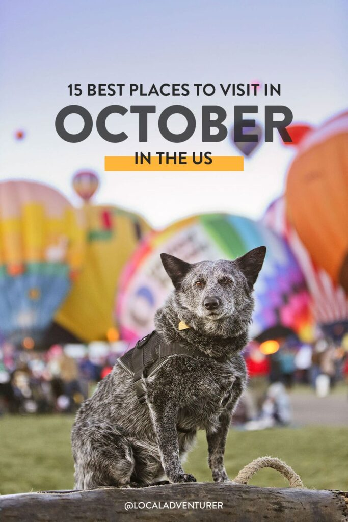 15 best places to visit in october in usa