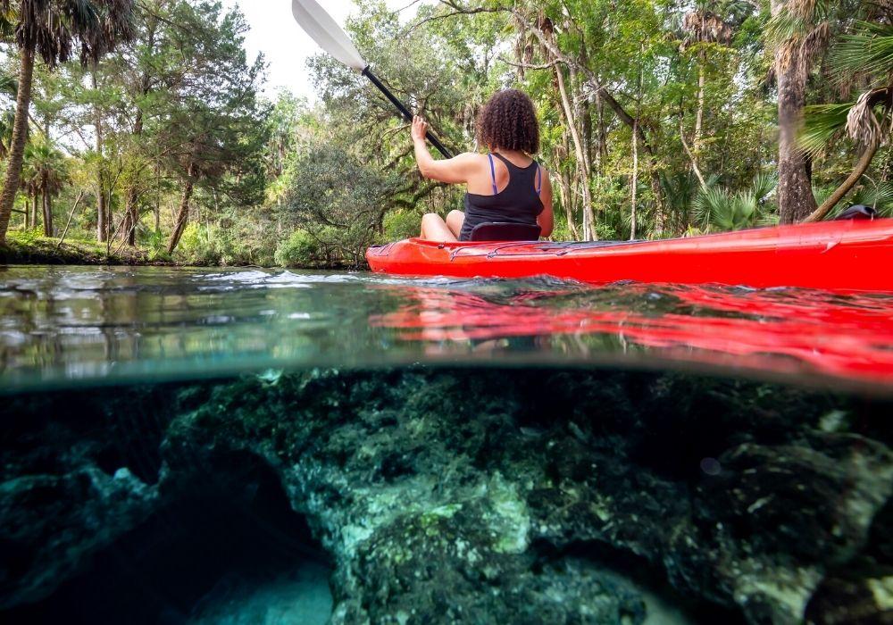 eco-kayaking adventure in Key West