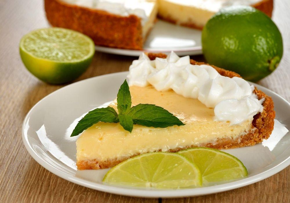 taste key lime pie