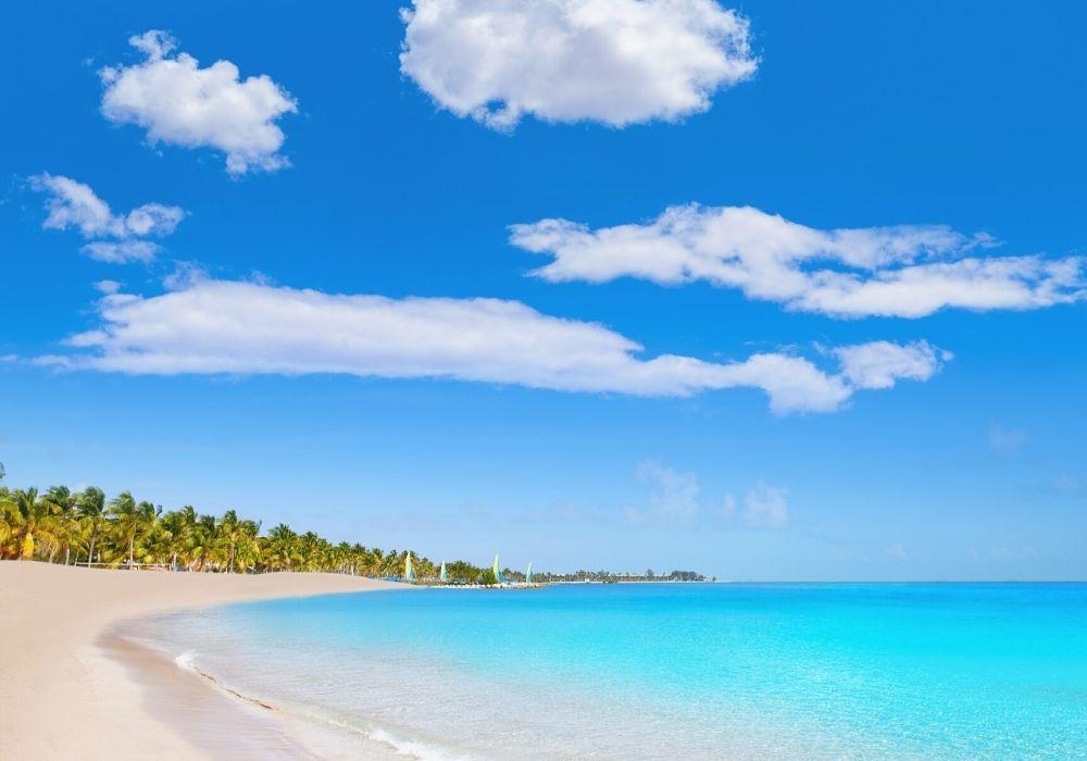 Key West Florida smathers beach