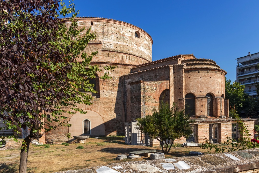 what to do in thessaloniki visit the rotunda