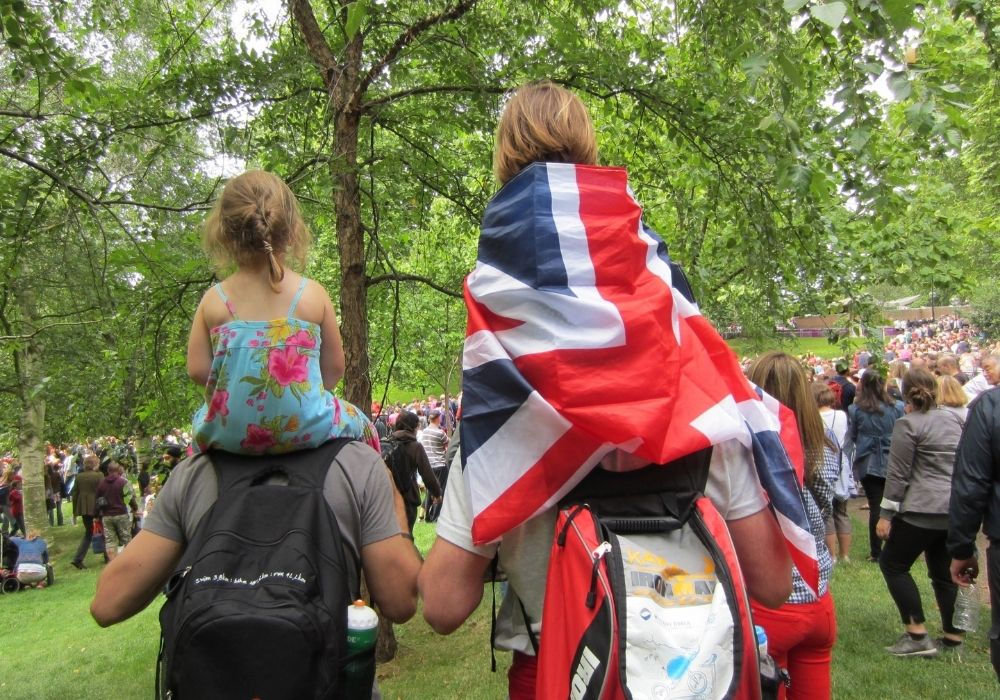 moving to london with kids