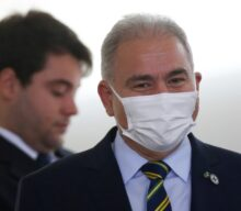 Brazil's health minister tests positive for Covid in NYC