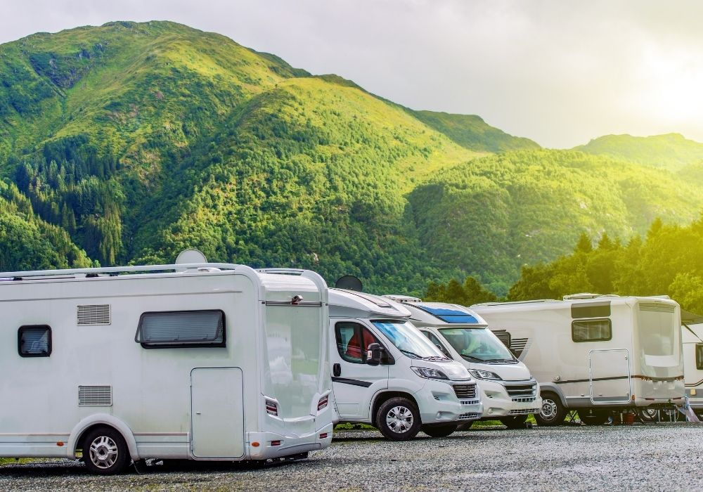 rv and campervan life